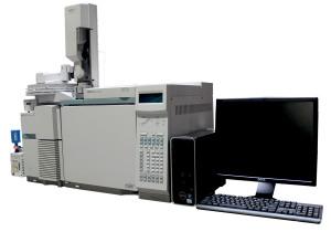 Agilent/ HP 6890 GC PLUS, 5973 MSD, 7683 ALS GCMS System
