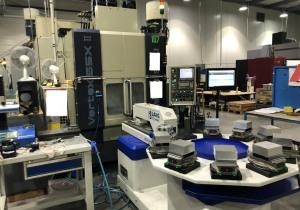 Mitsubishi VERTEX550-5X machining center