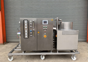 Tanis RP400 Twin continuous aerator