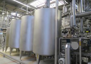 Krones PET ultra carbonated drink filling line