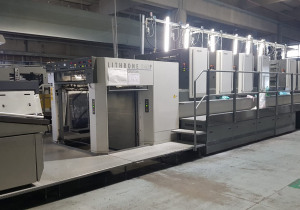 KOMORI Lithrone S 840 PH