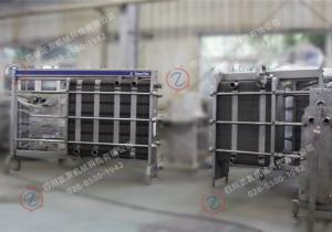 Tetra Pak plate heat exchanger