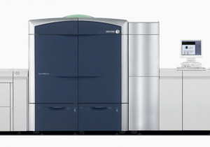 Xerox 1000i fully loaded with EX-P 1000i Fiery Gold Silver Clear housings