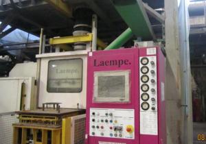 Laempe L 20-40 sand-blasting bar automatic machine