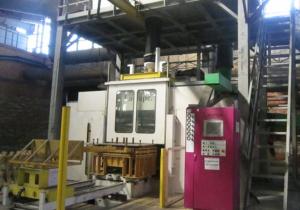Laempe L 100 sand-blasting bar automatic machine