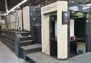 6 Color 2011 Komori Lsx 640 C 105 X 1050