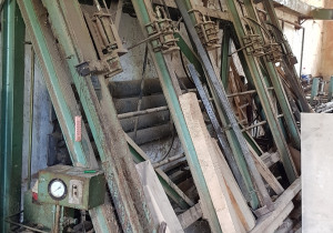 Maweg Hydraulic frame press