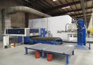 Trumpf Trumatic CNC L3030 400 Watt Laser