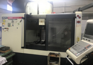 Cnc Machining Center Tajmac-Zps Type Mcfv 1060 Trend