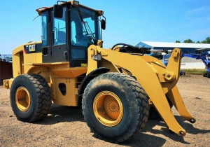2010 Caterpillar 928H