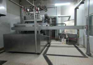 Chocolate/Candy Production Machine - Hosokawa Bepex GB.1290