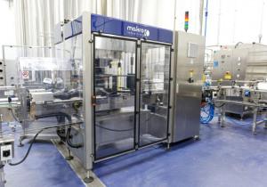 Makro Mak-26P Twin-Head Labeling Machine