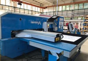 Cutting Machine Finn Power A 5 Sv