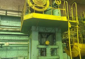 VORONEZH KG9534 Trimming press
