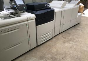 Xerox Versant 180 with Fiery fully loaded