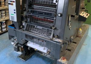 Heidelberg GTO52Z  Printingmachine - Two Colour