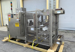 Pmi Automatic Shrink Wrapper & Tunnel