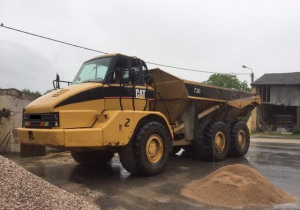 Caterpillar 730 dumper
