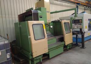 Mori Seiki MV 45/40 machining center