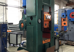 Barnaul K8336 Knuckle-joint stamping press
