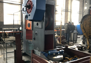 Barnaul KB8336 Knuckle-joint stamping press