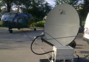 Ku-Band FlyAway System