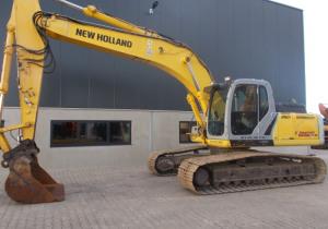 New Holland E265Blc