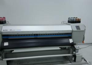 Mutoh Value Jet 1638WX Textile press