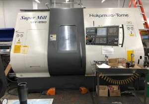 Nakamura-Tome Supermill WY-250