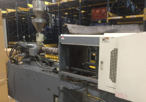 Used 89 Ton Nissei Fn1000 Horizontal Injection Molding Machine