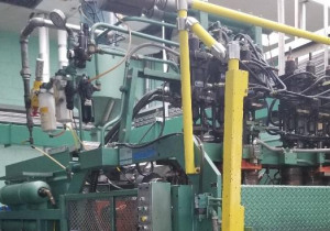 Uniloy 350R2 Extrusion Blow Molding Machine