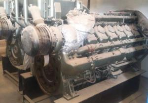 YANMAR 12LAK-STE2 MARINE ENGINE