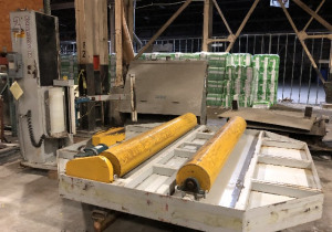 Kalamazoo Packaging Systems Model 6110Hfa-Cw Cocoon Roll Wrapper