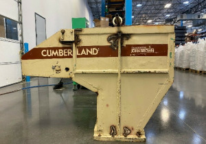 Cumberland 15 X 24 Granulator 50 Hp