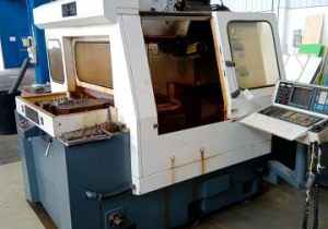 Leadwell MCH-350 Horizontal Machining Center