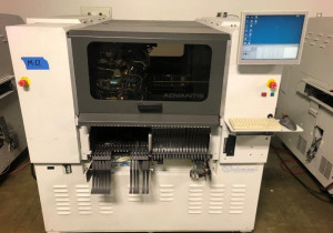 Universal Advantis AC-30L 4983A Placement Machine (2004)