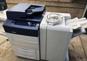 Brand New Xerox C60 Pro with Fiery