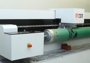 CST Rotary engraving system