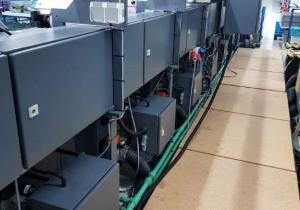 Flexo printing machine Gallus EM 340, 2000(7)
