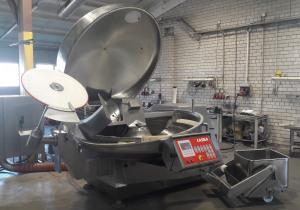 Laska KU 500 V vacuum cutter