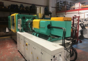 Injection Molding Machine Arburg 570A 2000-1300 Hybrid