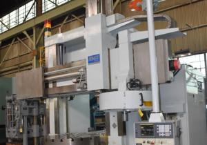 49″ Femco Vl-12 Cnc Vertical Boring Mill