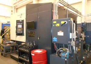 Centre d'usinage horizontal Makino A-82 Cnc