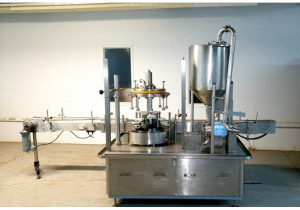 Pacific 8 Head Rotary Filler