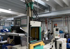 Injection Molding Machine Arburg Allrounder 320 C 600-250 U