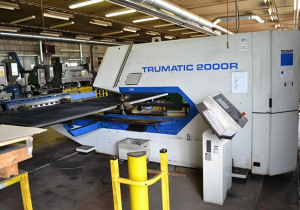 TRUMPF TRUMATIC TC 2000R