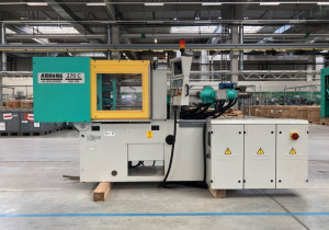Injection Molding Machine Arburg 270 C 500-100 U