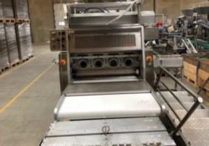Zindo Baresina Pasta Production Line Processing Italian In Warsaw, Poland