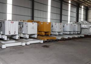 Caterpillar 3516B x 2 Unused generator sets