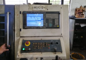 CNC Turning Centre DX-200-5A, Equipped with Siemens 828D